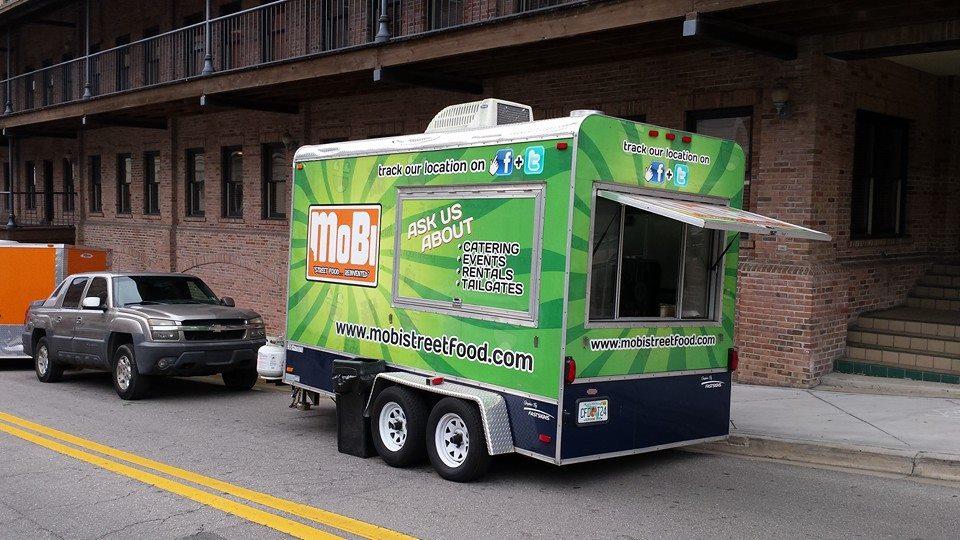 MoBi food truck