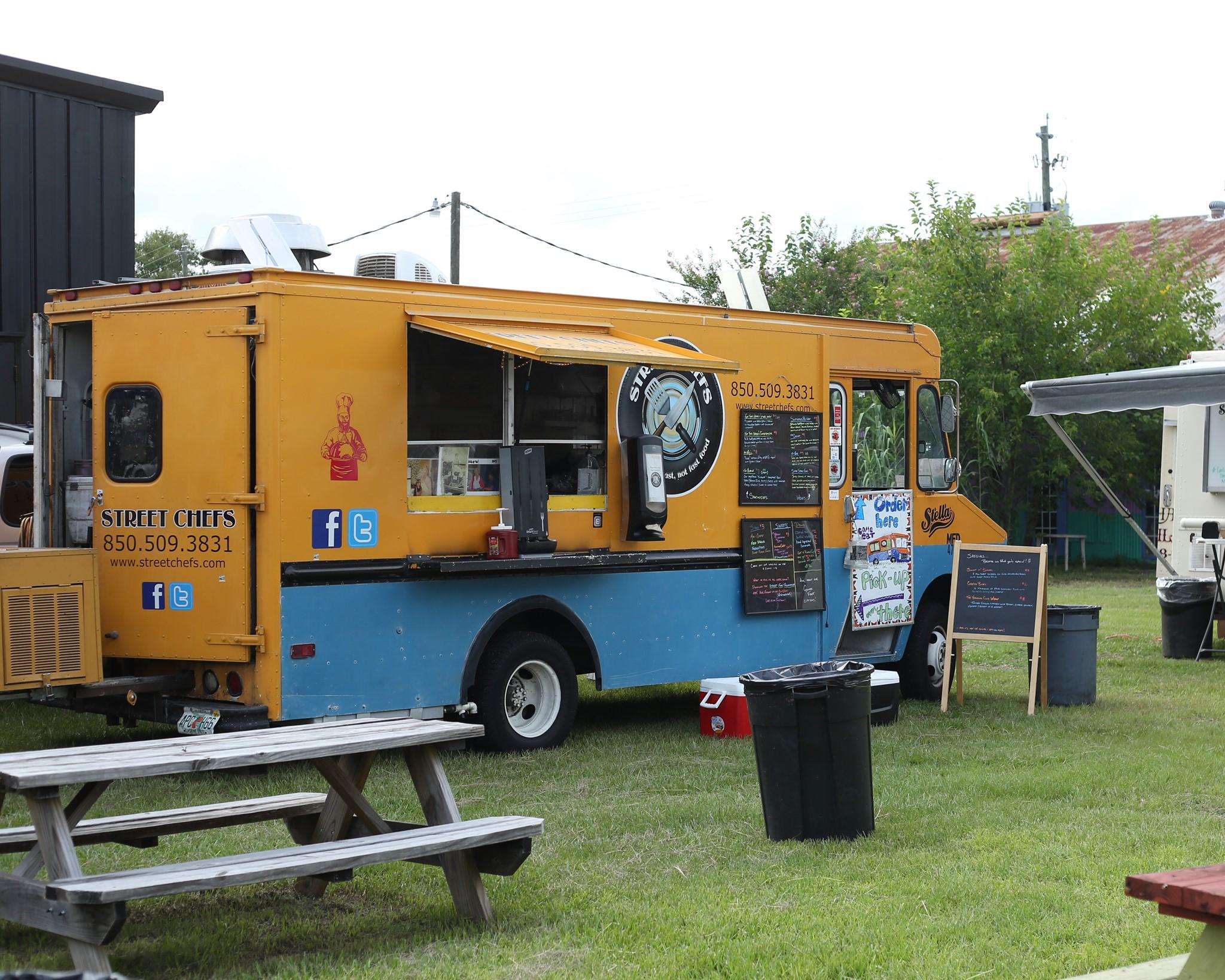 street chefs food truck