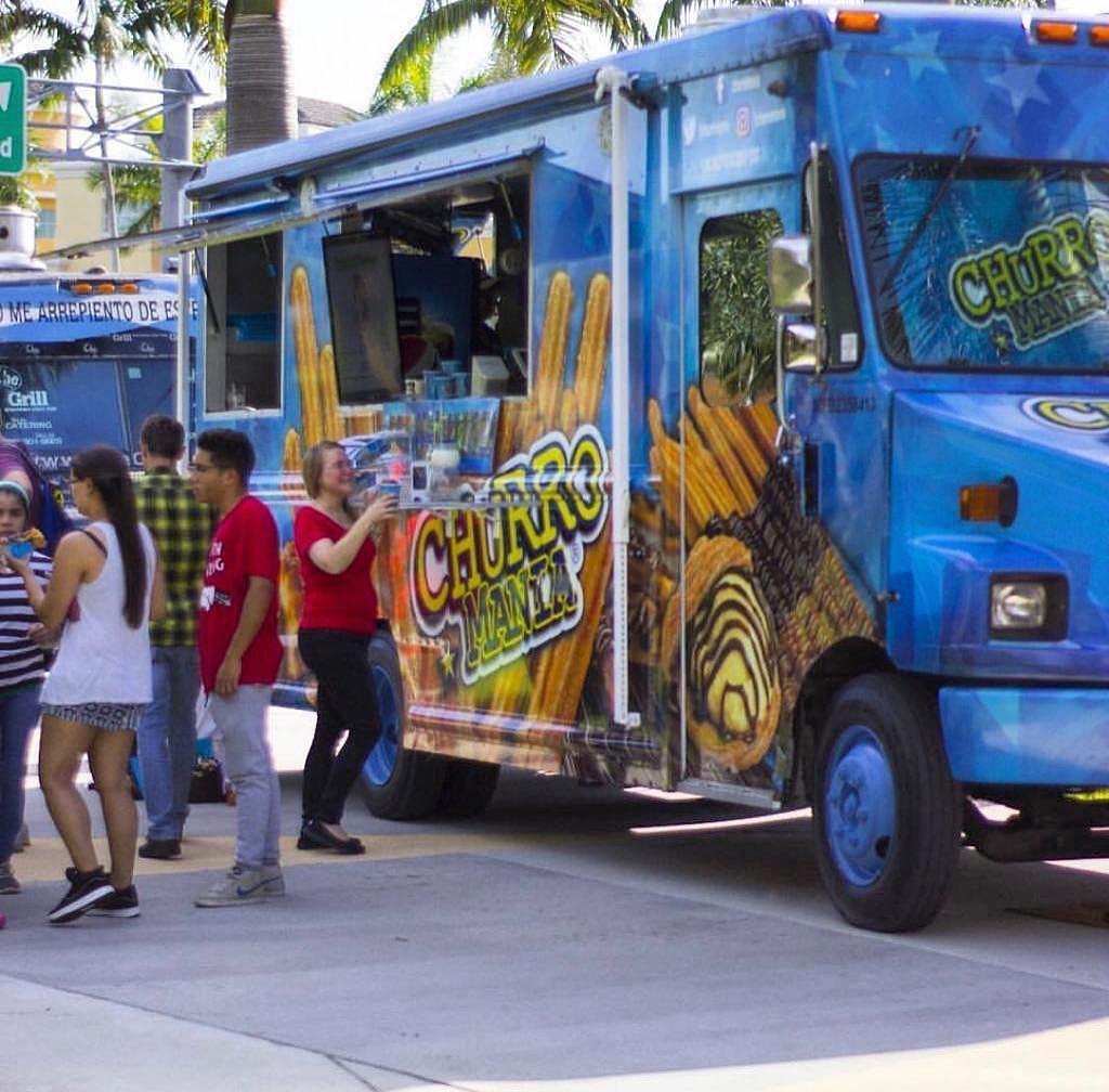 Churromania Food Truck Food Truck