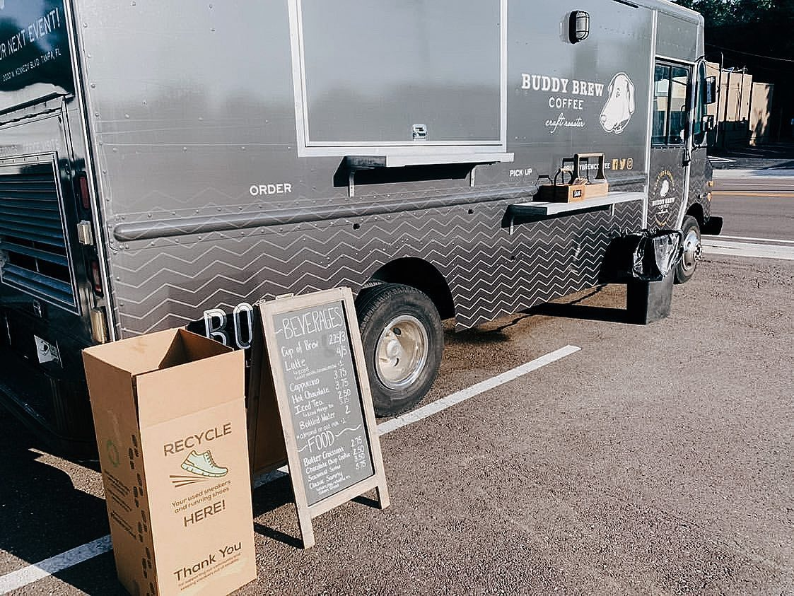 Buddy Brew Coffee Food Truck