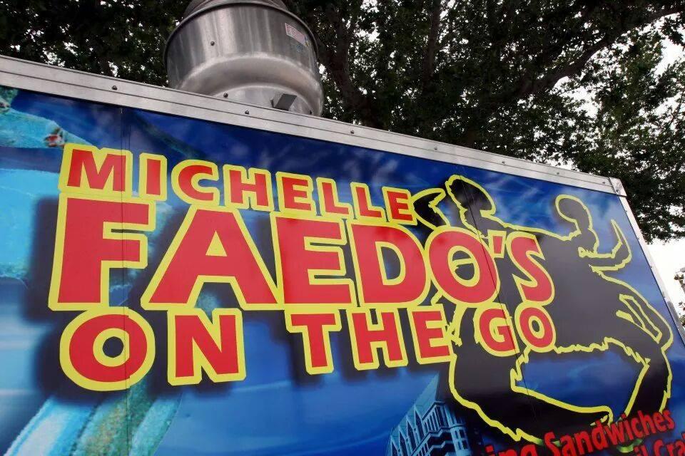 Michelle Faedo's On the Go Food Truck