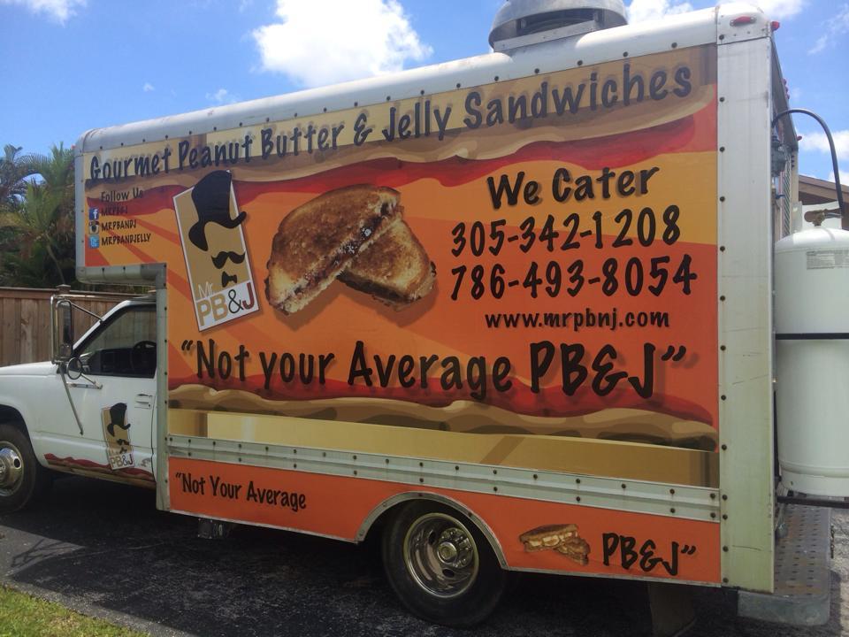 Mr. PB&J Food Truck