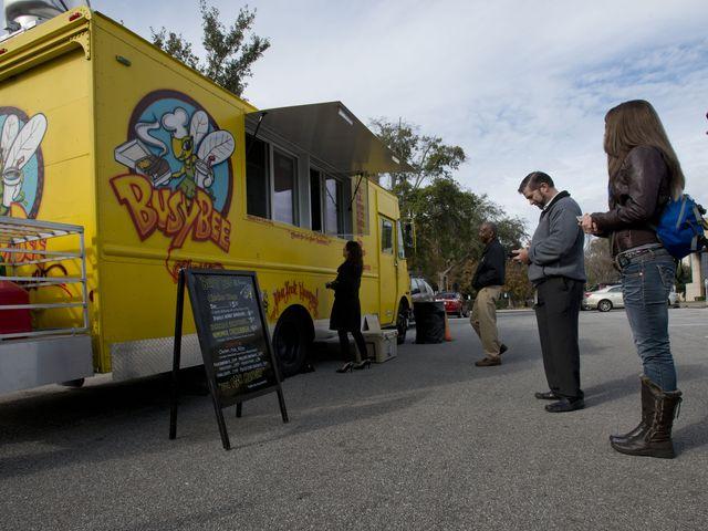 Busy Bee Al Fresco Food Truck