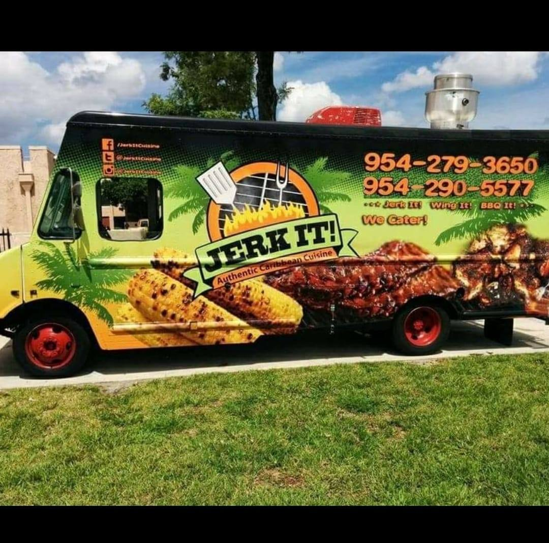 Jerk It Cuisine Food Truck