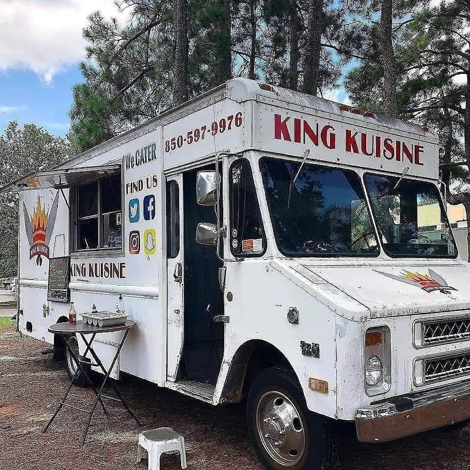 King Kuisine Food Truck