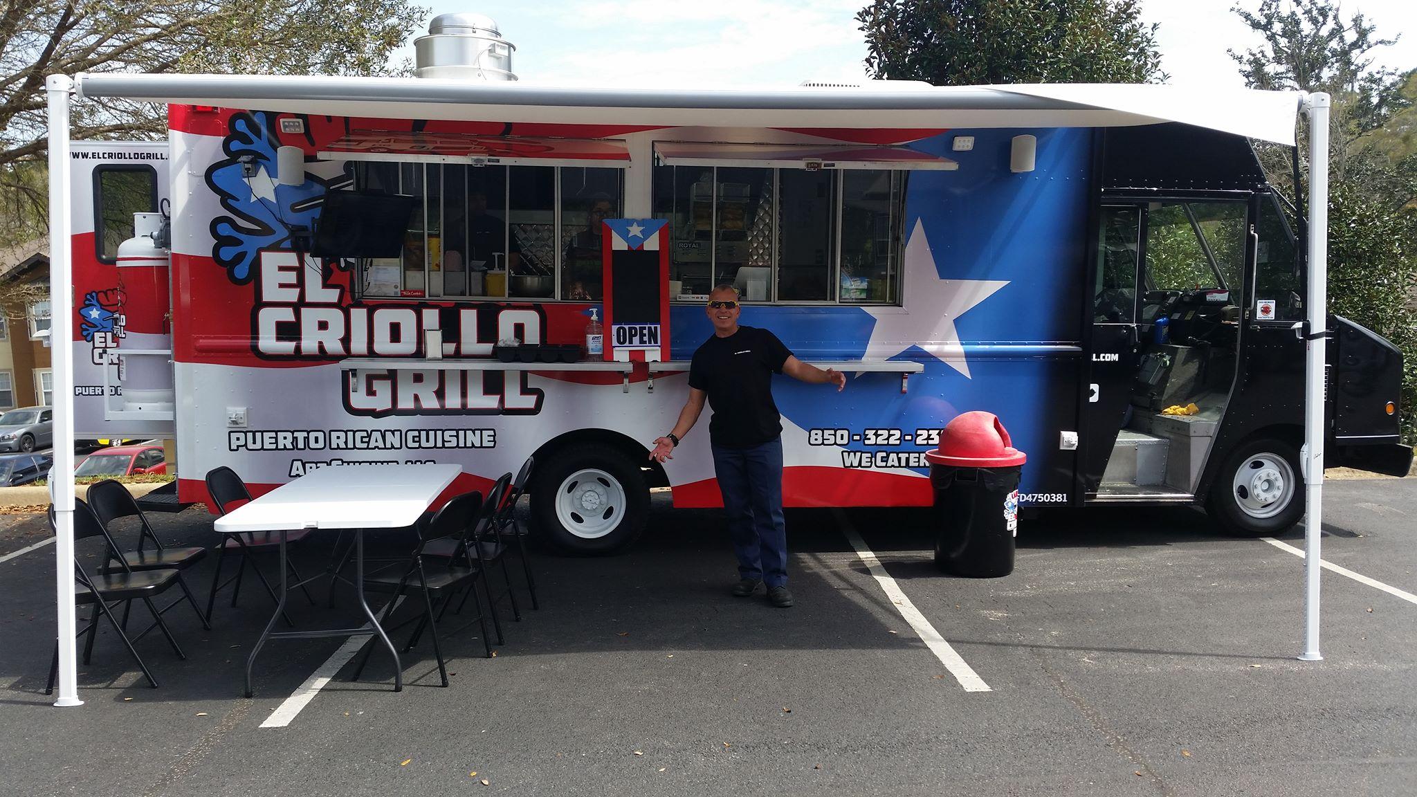 El Criollo Grill Food Truck
