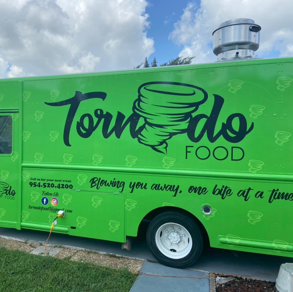 Tornado Food Food Truck