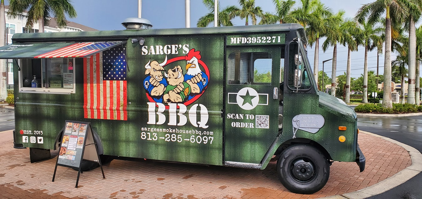 Sarge's Smokehouse BBQ Food Truck