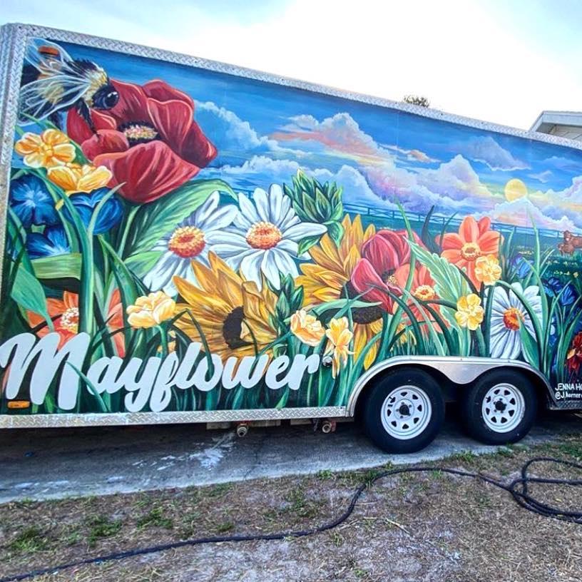Mayflower Cellars Food Truck
