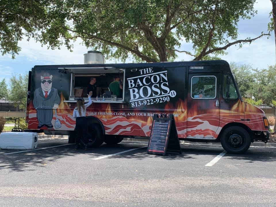 The Bacon Boss Food Truck Food Truck