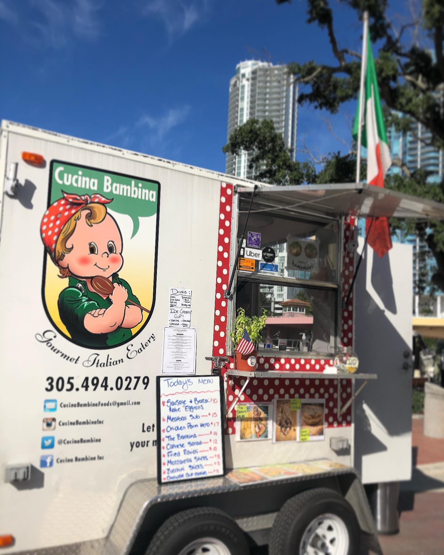Cucina Bambina Inc Food Truck