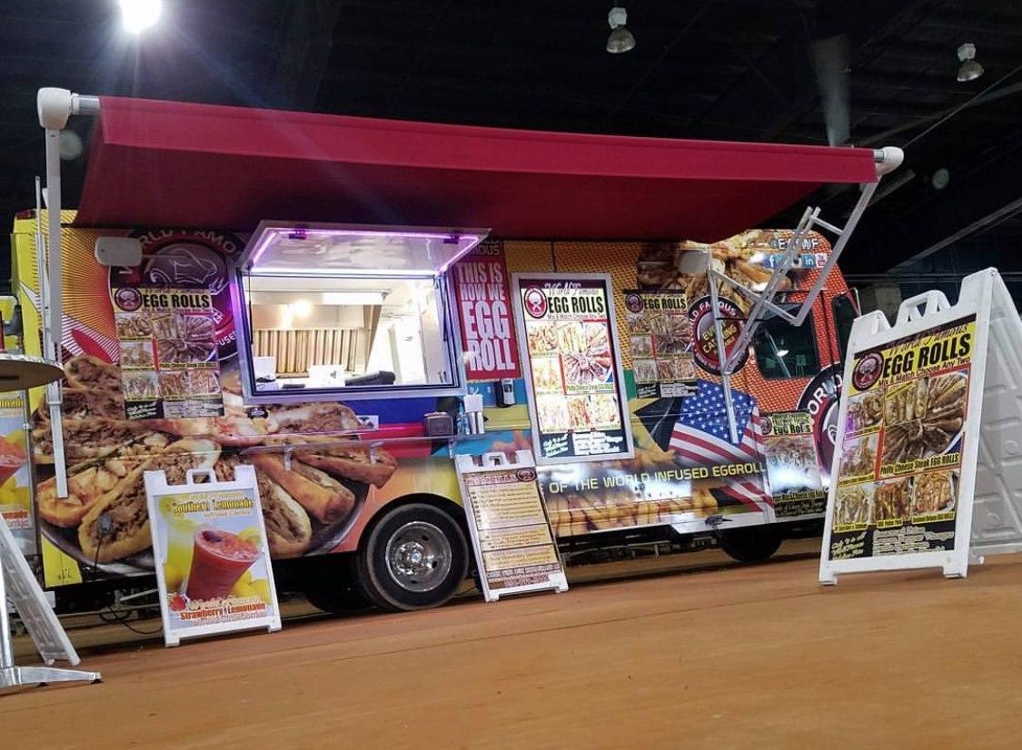 Eggroll Truck Food Truck