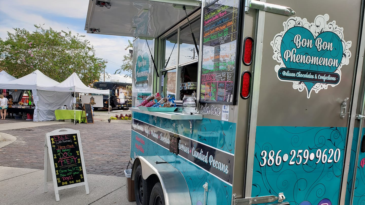 Bon Bon Phenomenon food truck