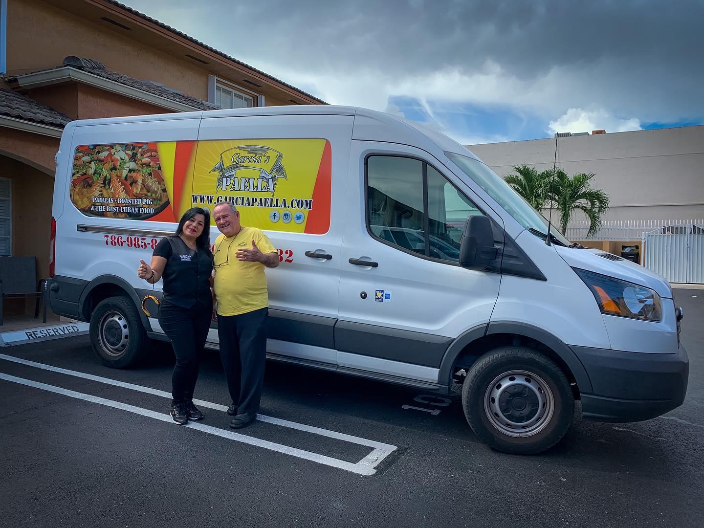 Garcia Paella Food Truck Food Truck