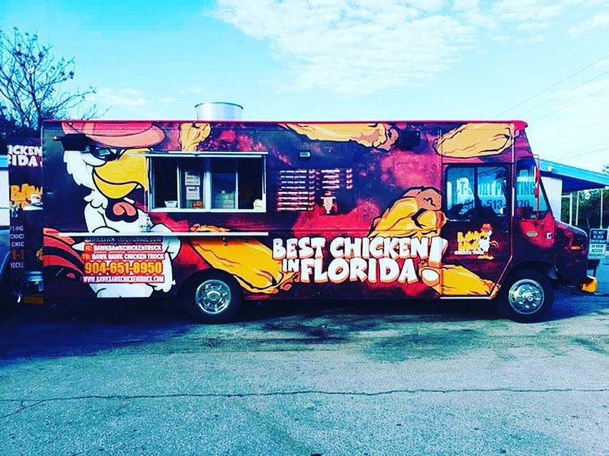 Bawk Bawk Chicken Truck Food Truck