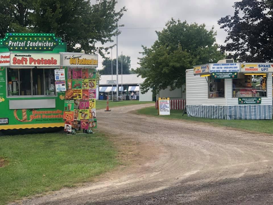 Miller's Homemade Soft Pretzels Food Truck