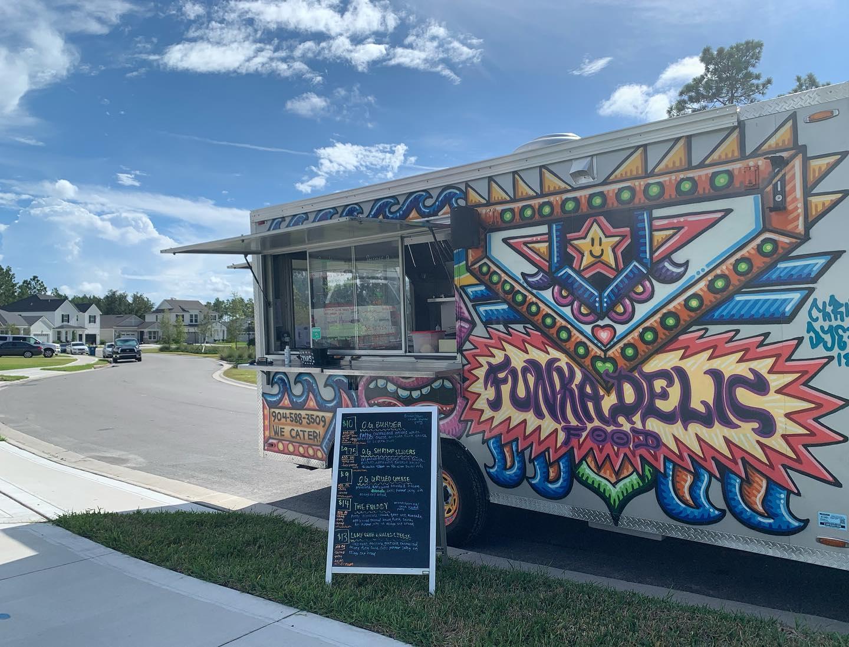 Funkadelic Food Truck Food Truck