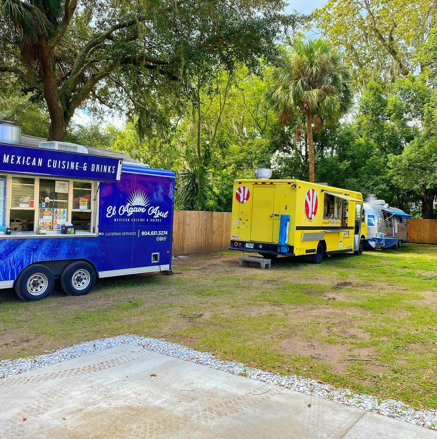 El Agave Azul Food Truck