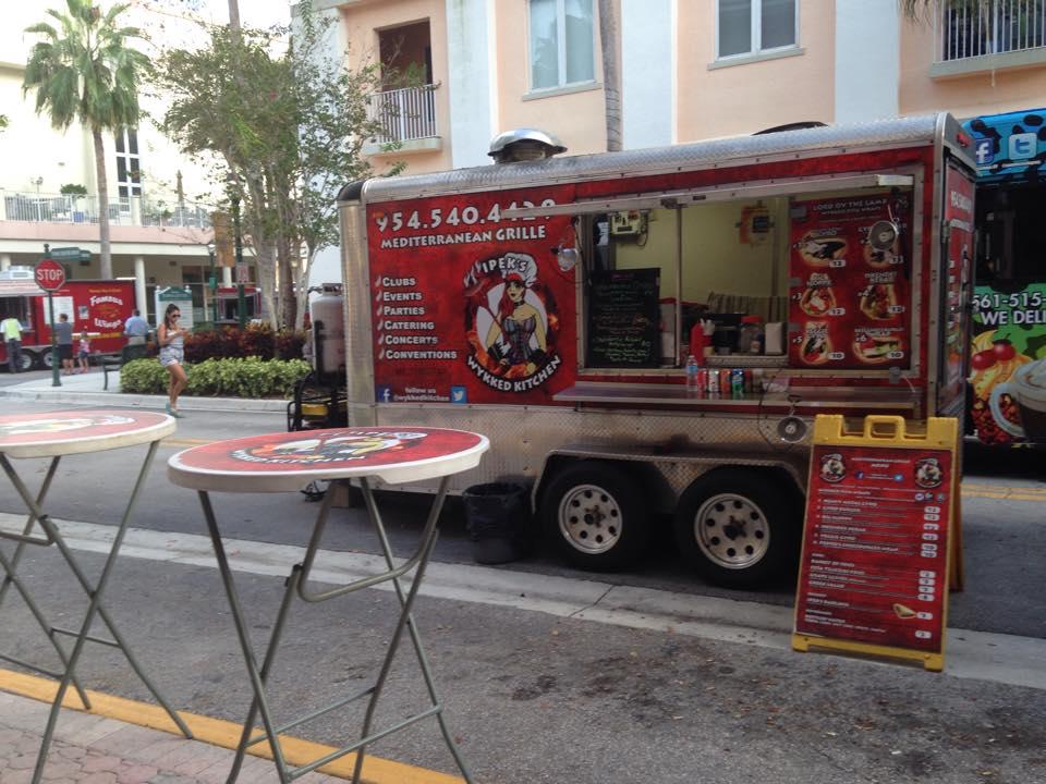 Ipek's Wykked Kitchen Food Truck