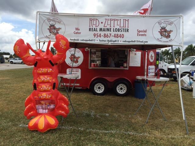 Red Zeppelin Food Truck