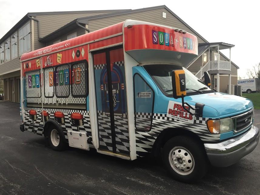 Jr's Soda Shoppe Food Truck