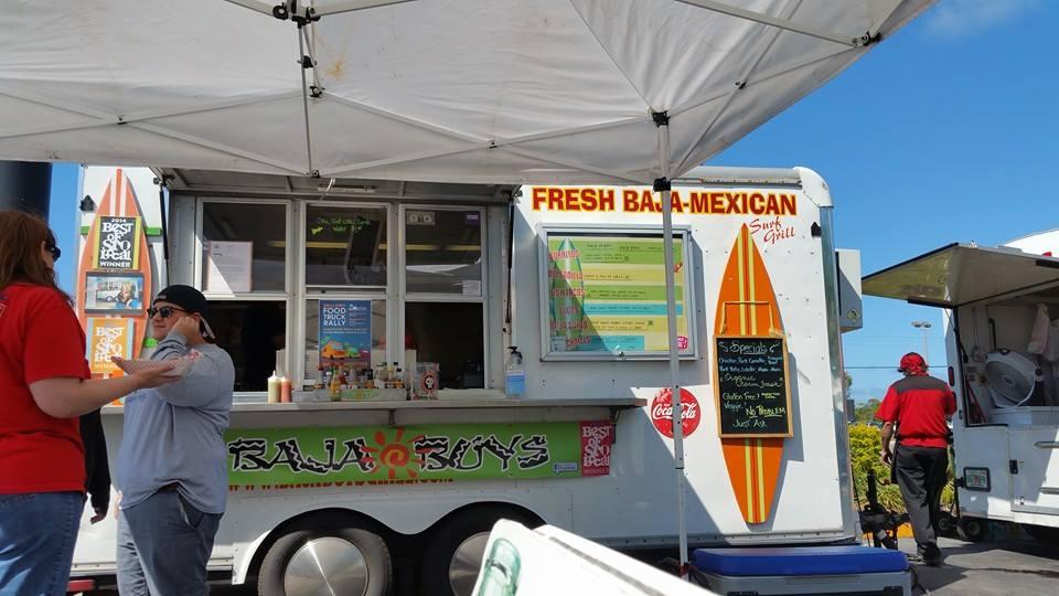 Baja Boys Grill Food Truck