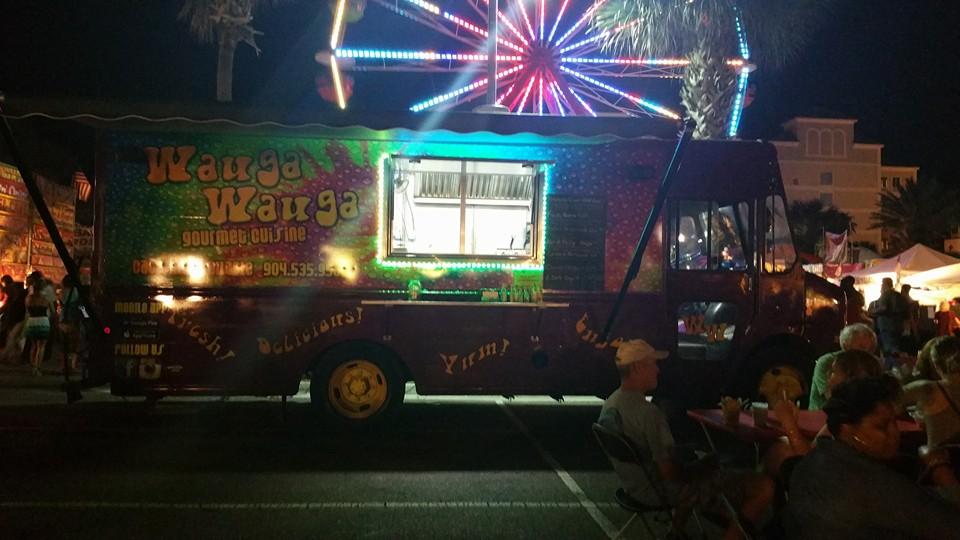 WaugaWauga Food Truck Food Truck