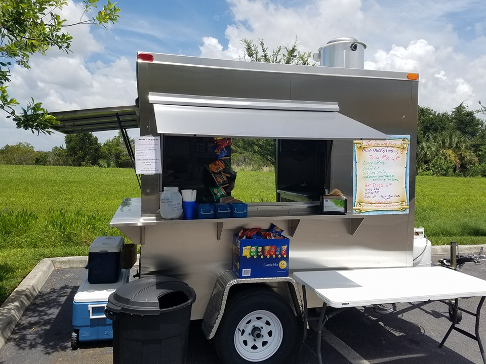 Hungry Pony Foodcart Food Truck