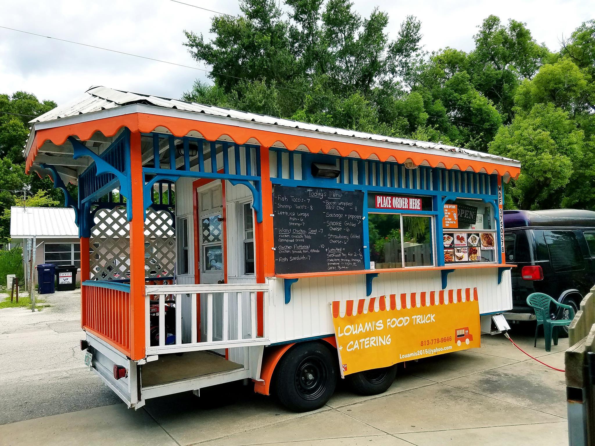 Louami's Food Truck