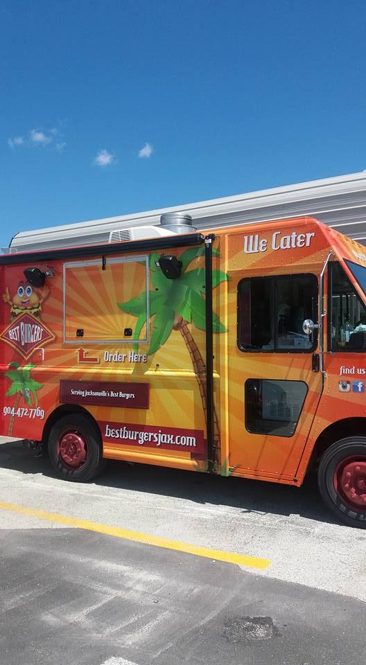 Best Burgers Jax Food Truck Food Truck