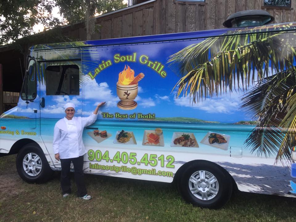 Latin Soul Grille Food Truck Food Truck