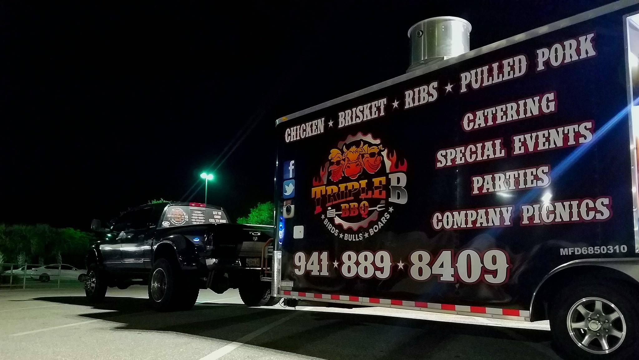 Triple B BBQ Food Truck