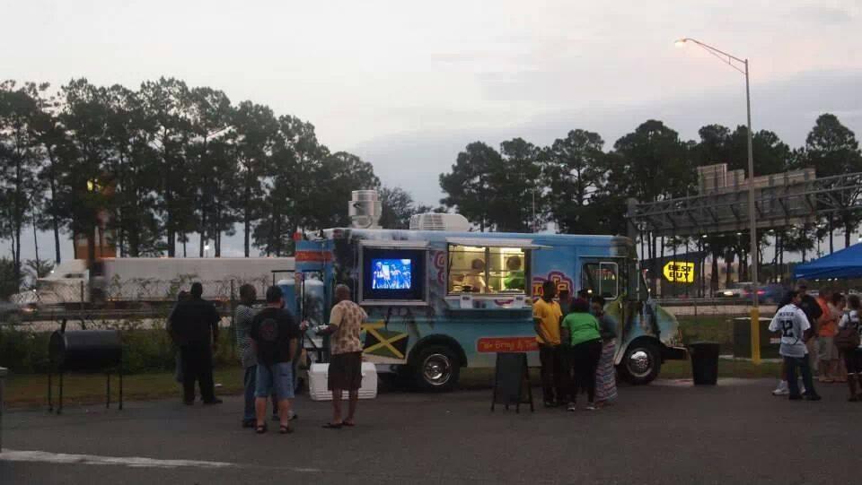 Taste Of The Islands Food Truck