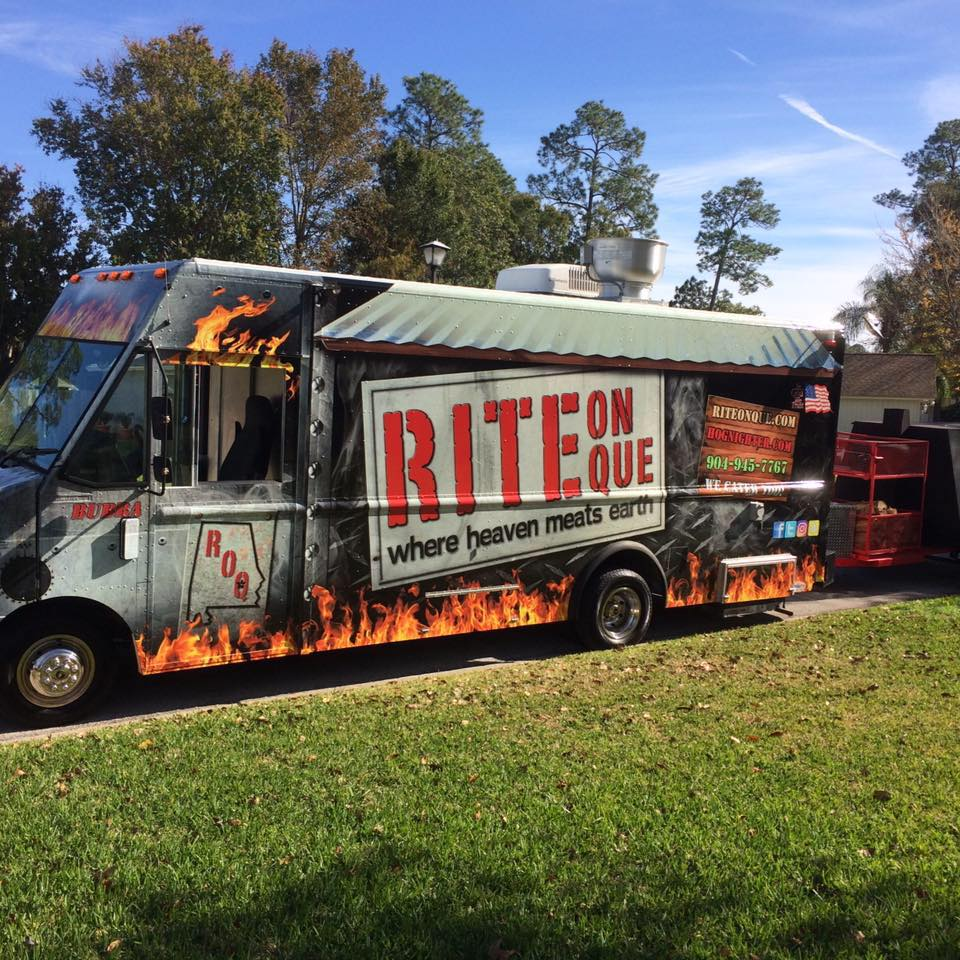 Rite on Que Food Truck