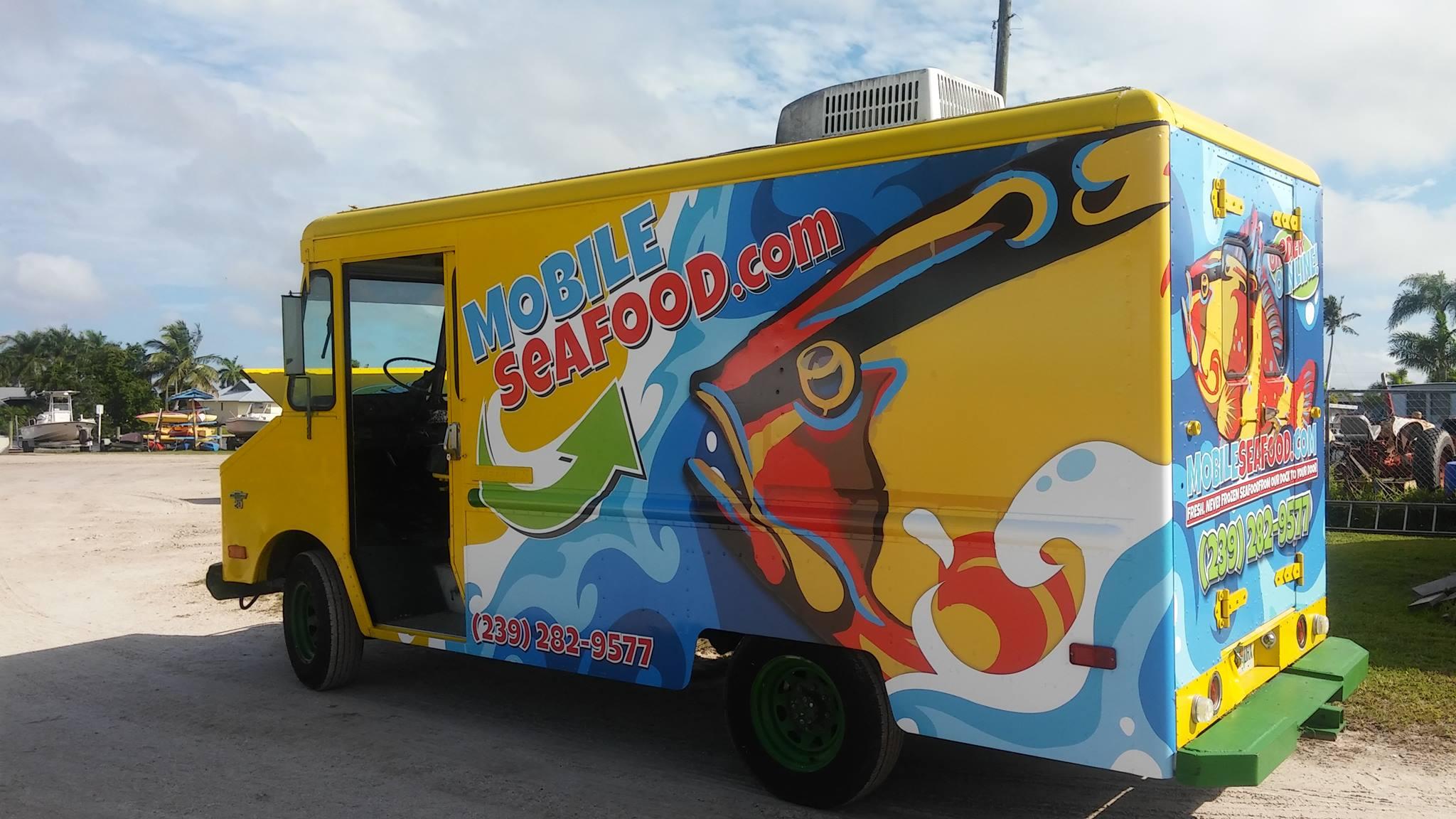 Olde Fish House Marina Food Truck Food Truck