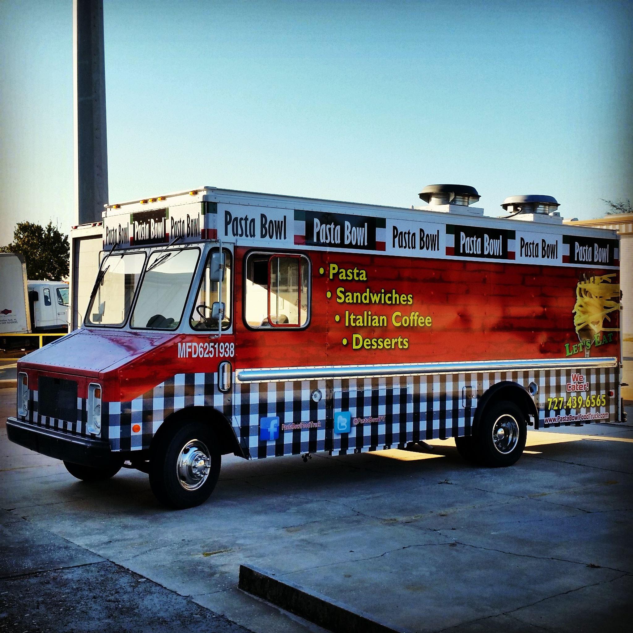Pasta Bowl Food Truck Food Truck