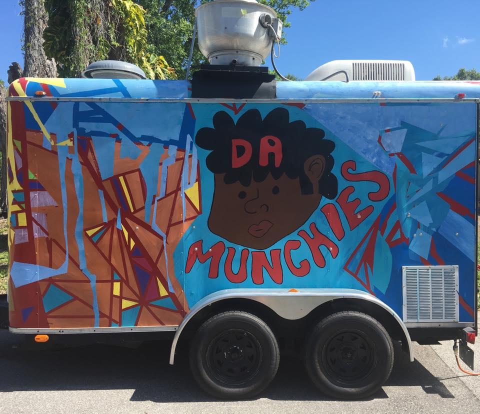 Da'Munchies Express Inc Food Truck