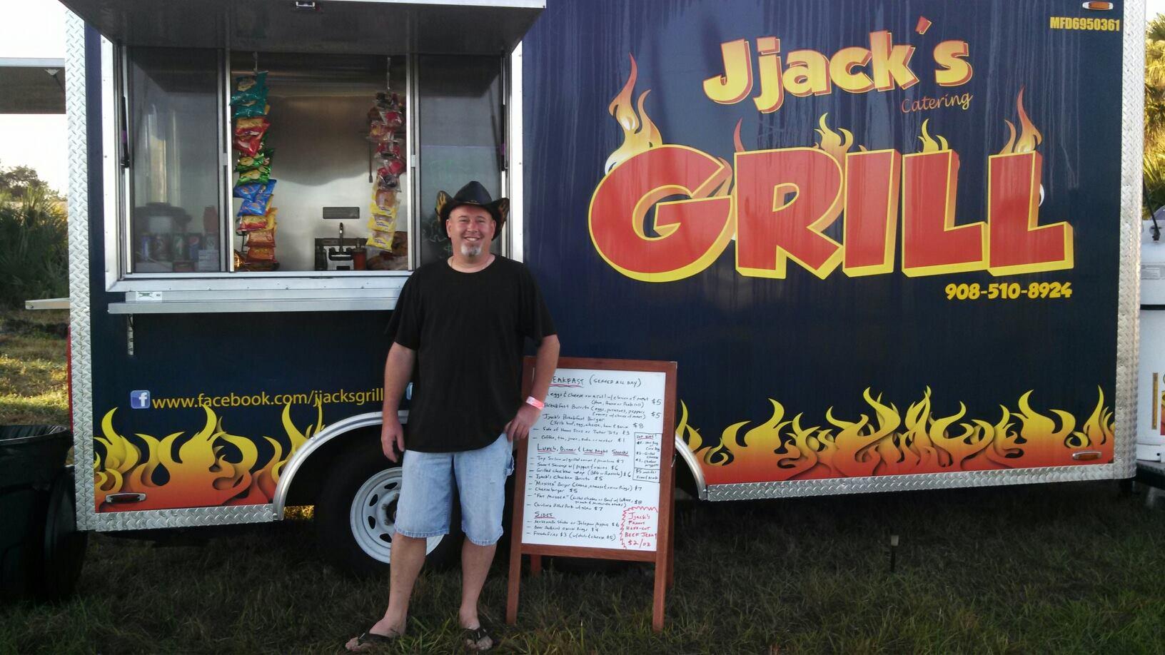 Jjack's Grill Food Truck