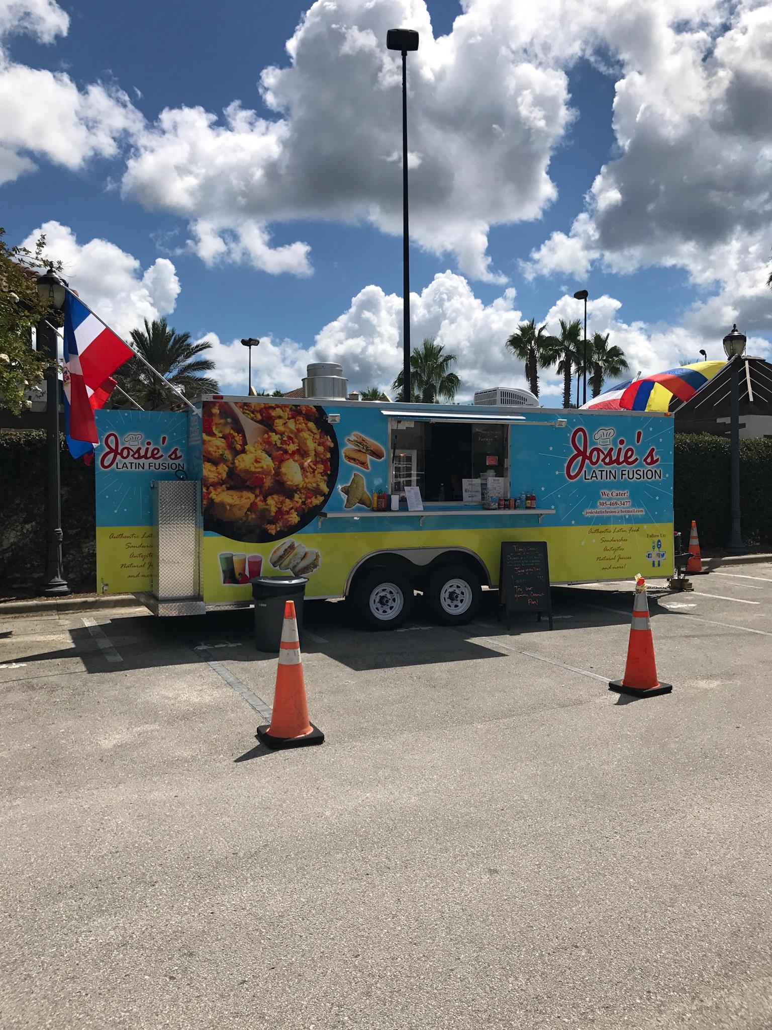 Josie's Latin Fusion Food Truck
