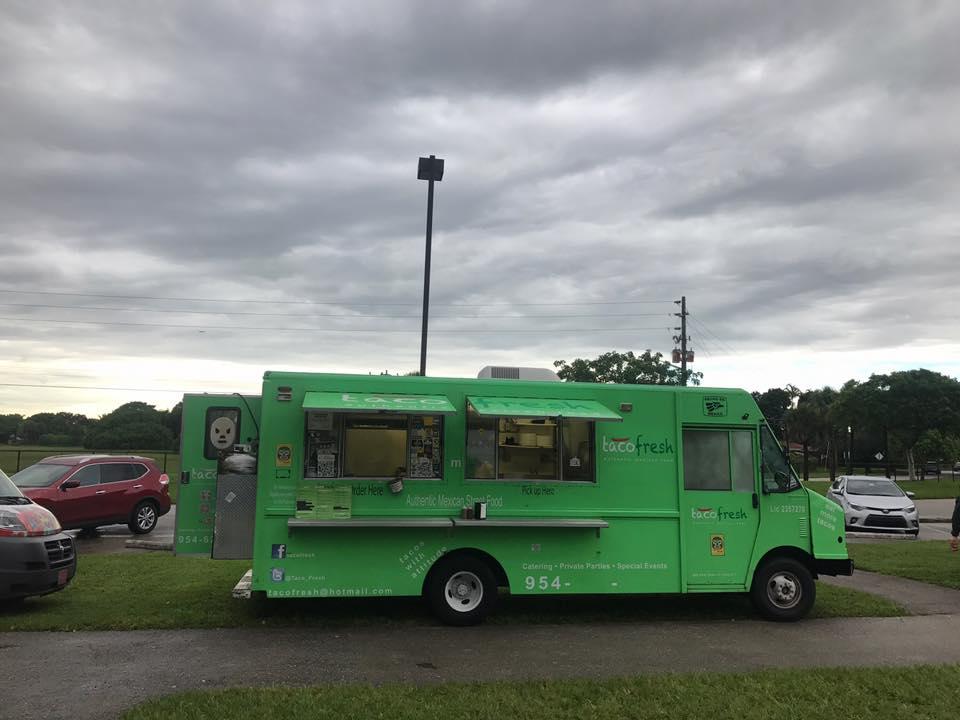 Taco Fresh Food Truck