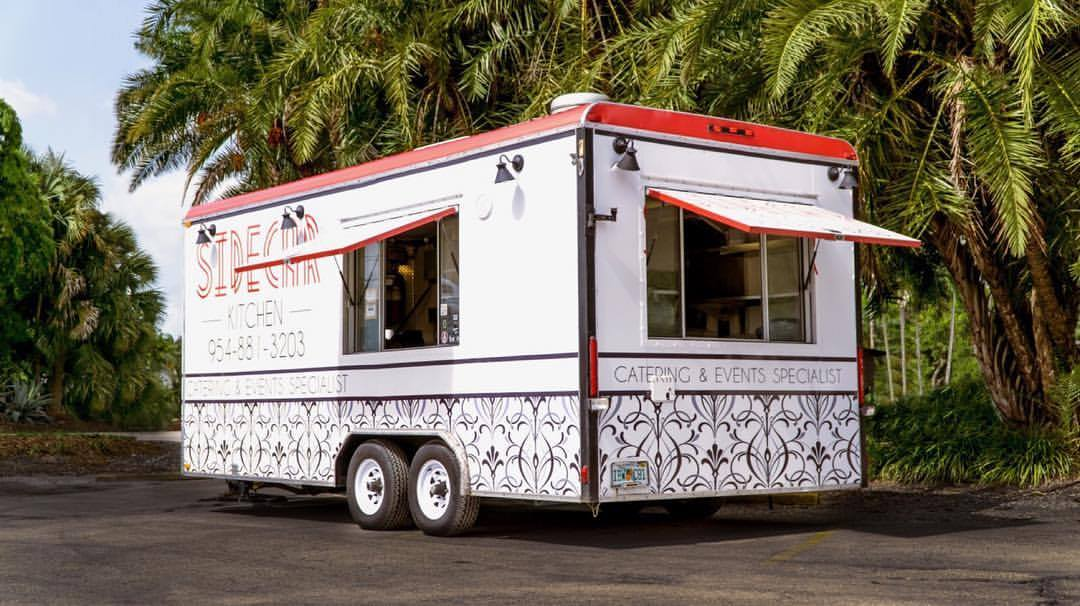 Sidecar Kitchen Food Truck