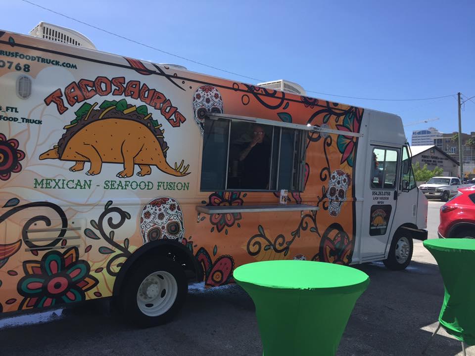 Tacosauras Food Truck SCOTTSDALE AZ Food Truck