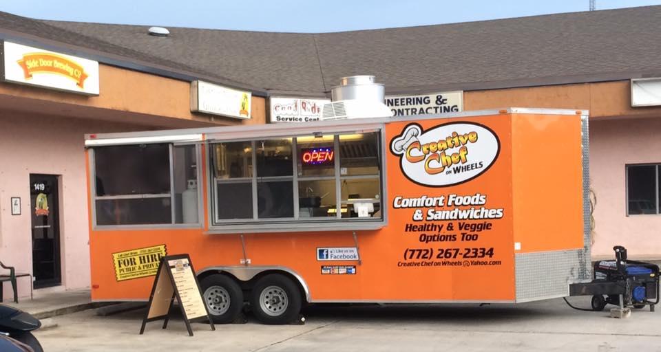 Creative Chef on Wheels Food Truck