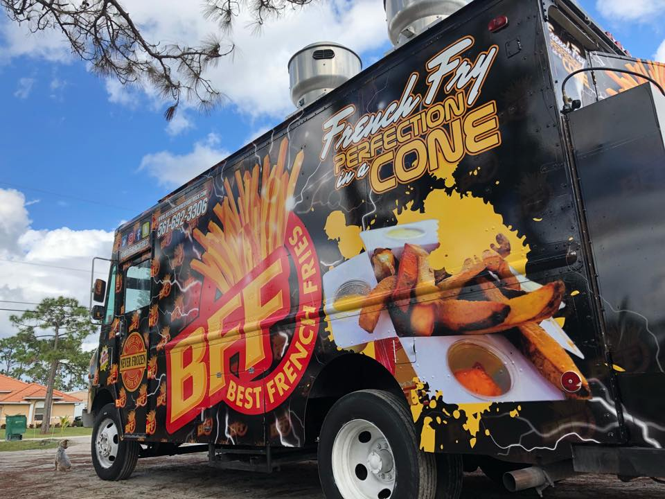 Best French Fries Food Truck