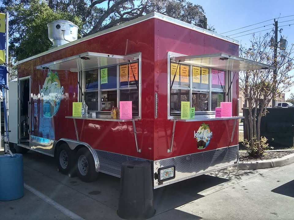 Island Time Foods food truck