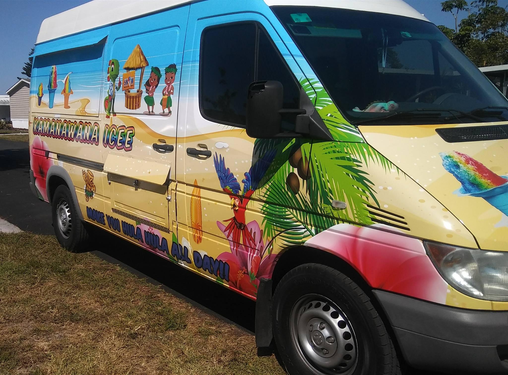 Kamanawana Icee Food Truck