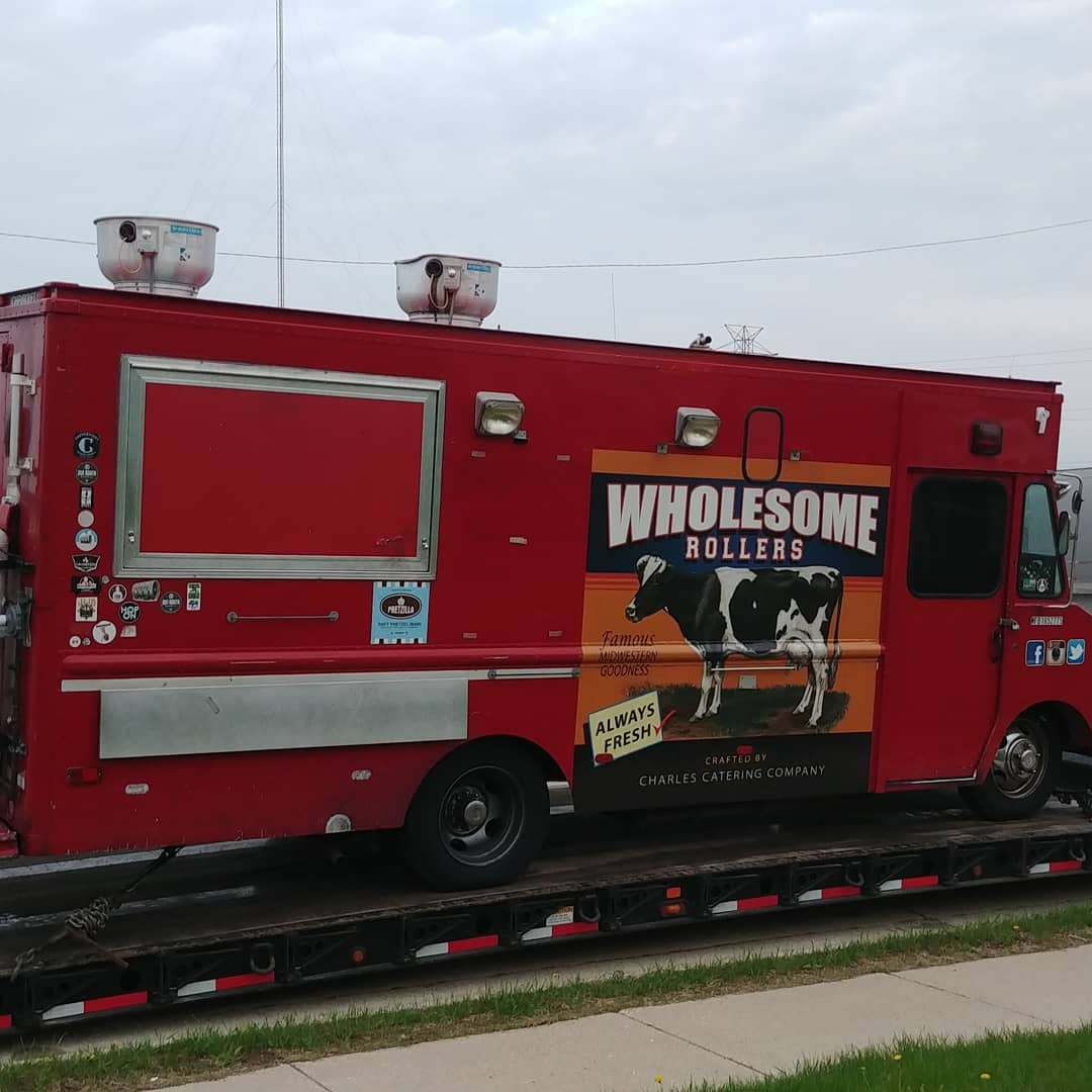 The Wholesome Rollers Food Truck Food Truck