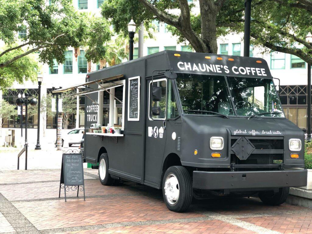 Chaunie's Coffee & Such Food Truck