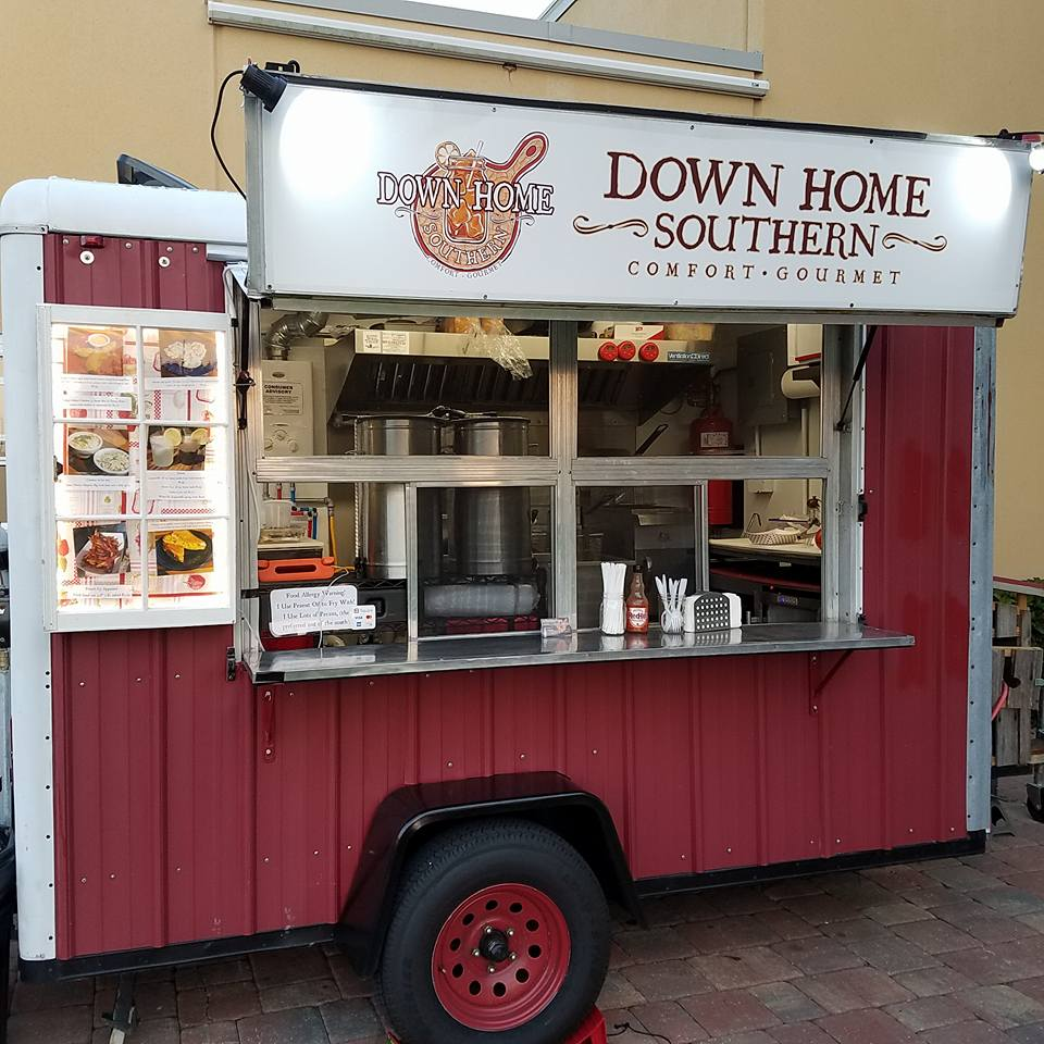 Down Home Southern Food Truck
