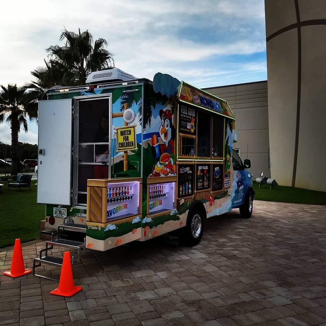 Kona Ice Southside Food Truck